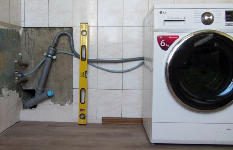 Установка стиральных машин. Кишинёв