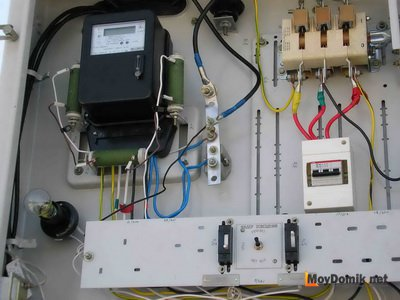Установка и подключение электросчетчиков Кишинёв